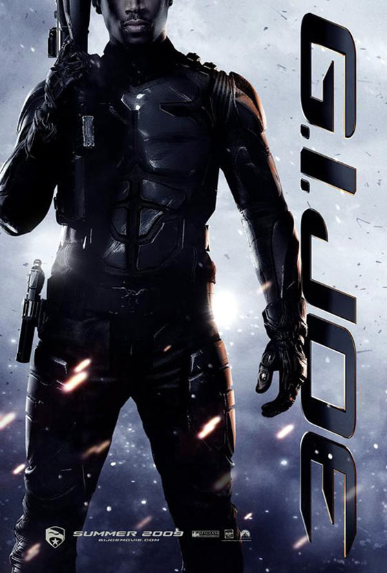 G.I. Joe: The Rise of Cobra Poster #6