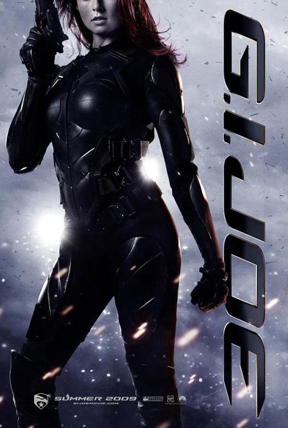 G.I. Joe: The Rise of Cobra Poster #7