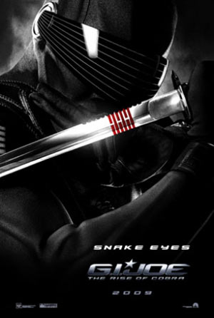 G.I. Joe: The Rise of Cobra Poster #1