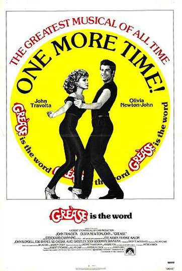 Grease Poster #3