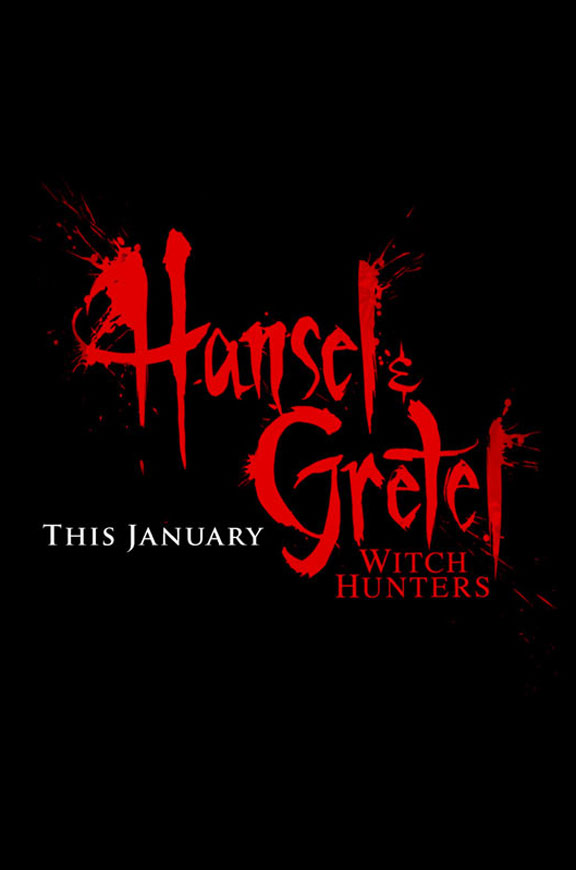Hansel & Gretel: Witch Hunters Poster #1