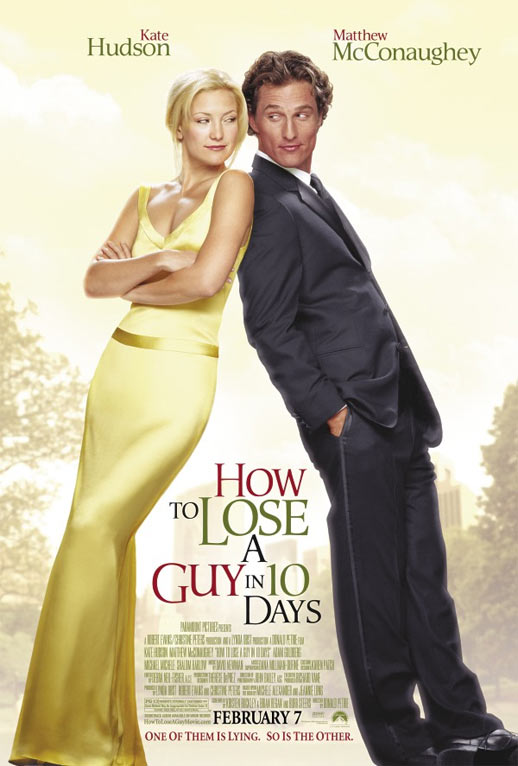 How to Lose a Guy in 10 Days Poster #1