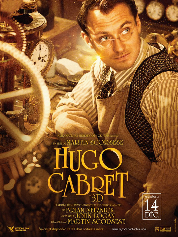 Hugo Poster #3