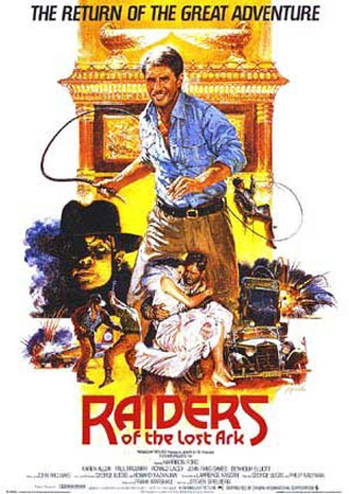 Indiana Jones and the Raiders of the Lost Ark Poster #3