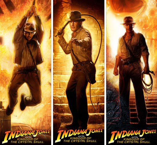 Indiana Jones and the Kingdom of the Crystal Skull Poster #5