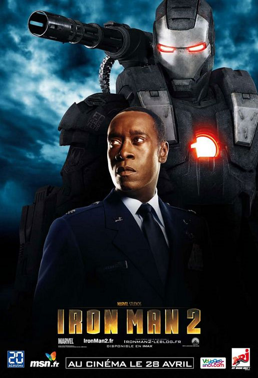 Iron Man 2 Poster #11