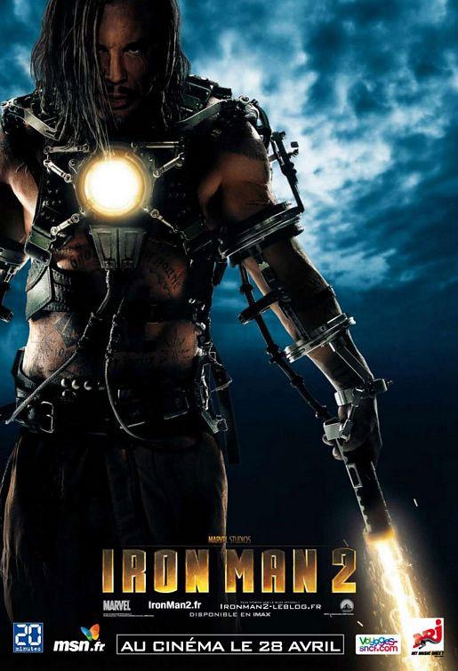 Iron Man 2 Poster #12