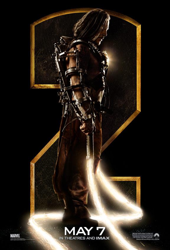 Iron Man 2 Poster #13