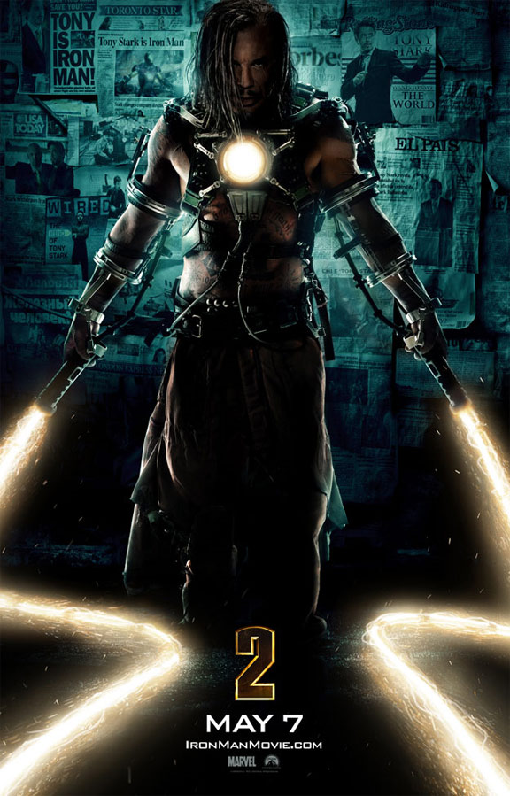 Iron Man 2 Poster #3