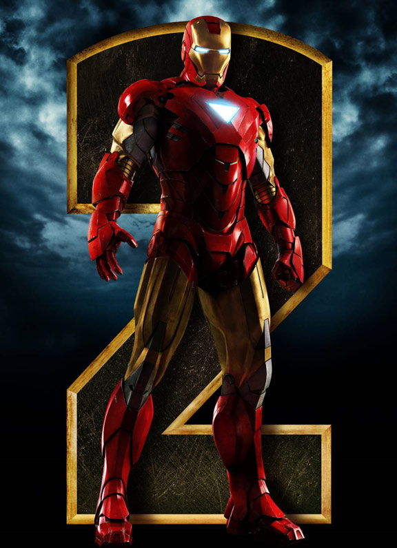 Iron Man 2 Poster #5