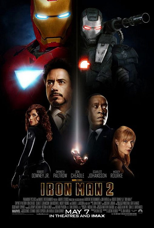 Iron Man 2 Poster #7
