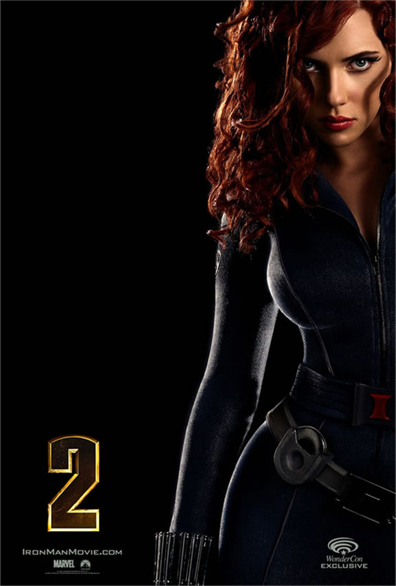 Iron Man 2 Poster #8