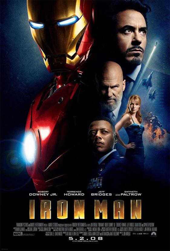Iron Man Poster #2