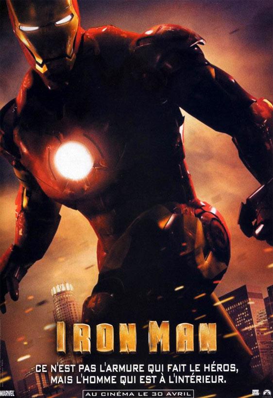Iron Man Poster #3