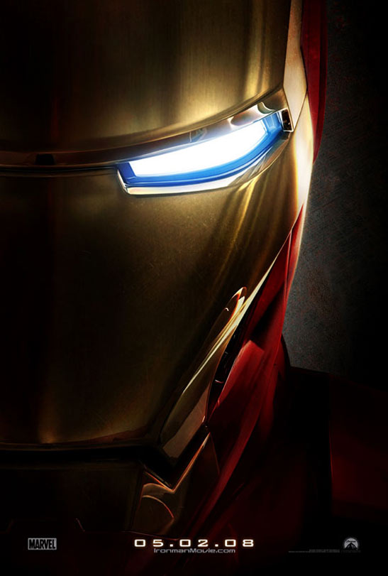 Iron Man Poster #4