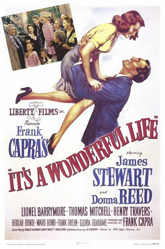 It's A Wonderful Life Poster #2