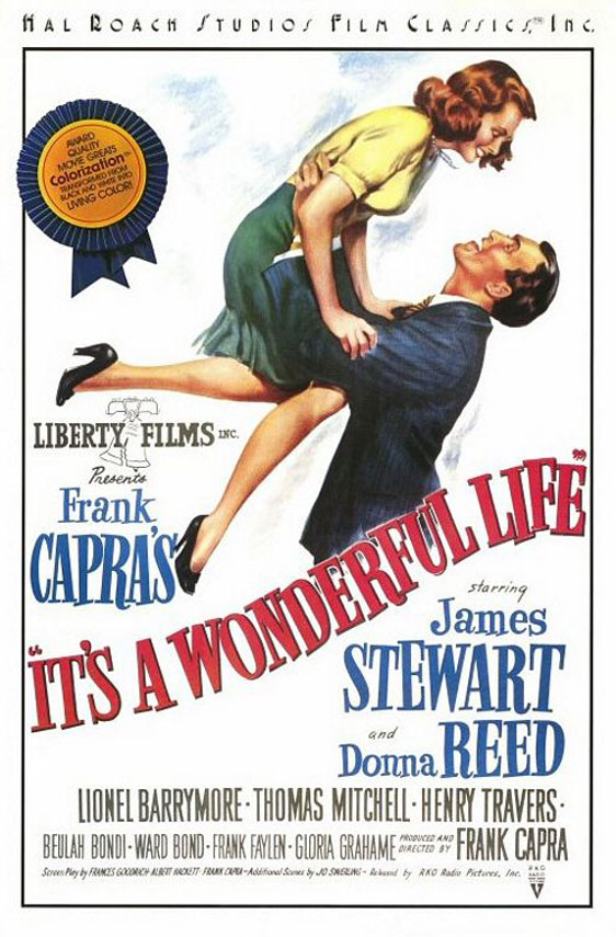 It's A Wonderful Life Poster #3