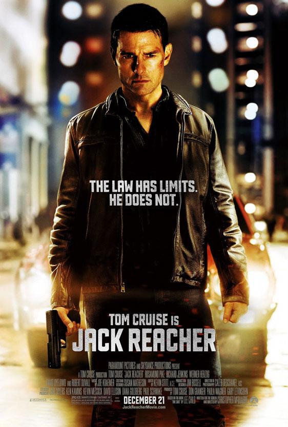 Jack Reacher Poster #3