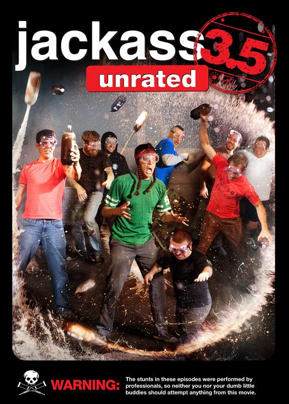 Jackass 3.5 Poster #1