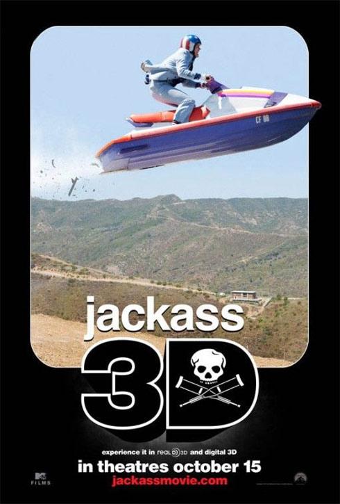 Jackass 3D Poster #2