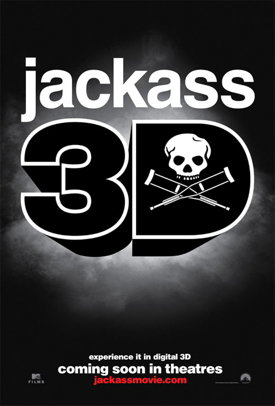 Jackass 3D Poster #6