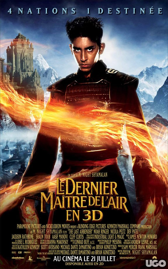 The Last Airbender Poster #11