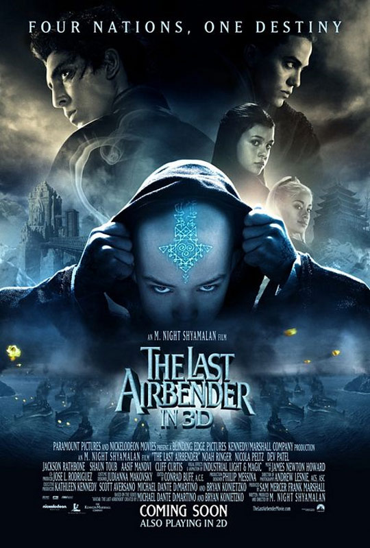 The Last Airbender Poster #13