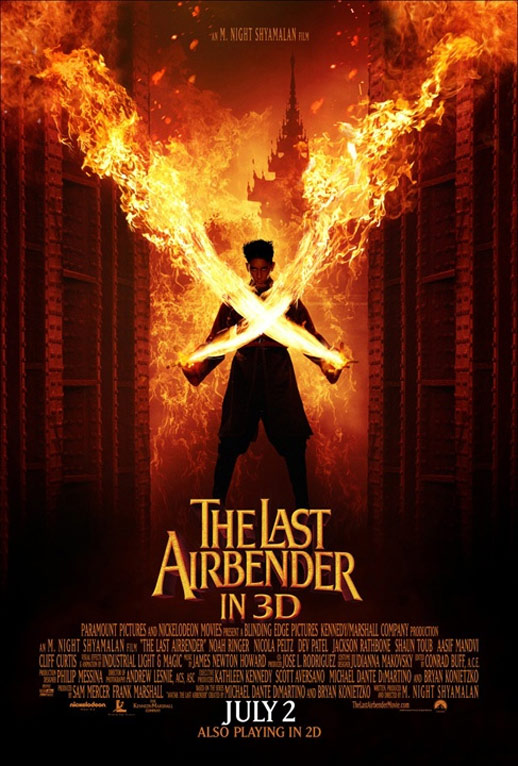 The Last Airbender Poster #7