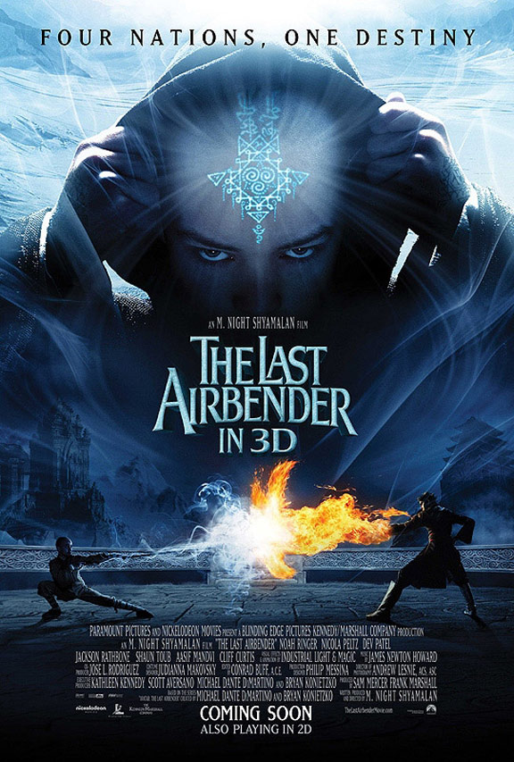 The Last Airbender Poster #8