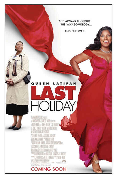 Last Holiday Poster #1