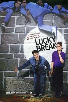 Lucky Break Poster