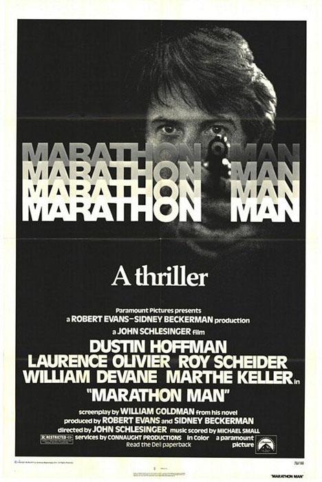 Marathon Man Poster #1