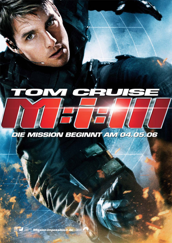 Mission: Impossible III Poster #2