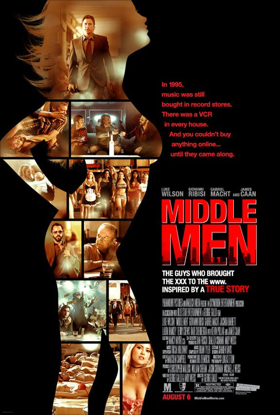 Middle Men Poster #8