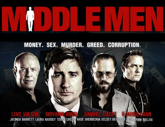 Middle Men Poster #9