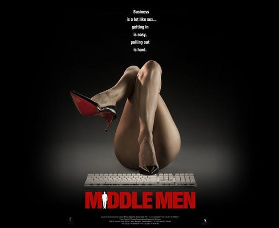 Middle Men Poster