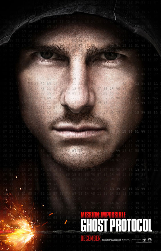 Mission: Impossible - Ghost Protocol Poster #2