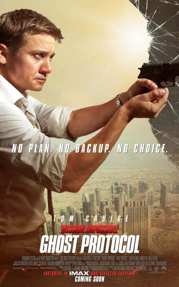 Mission: Impossible - Ghost Protocol Poster #6