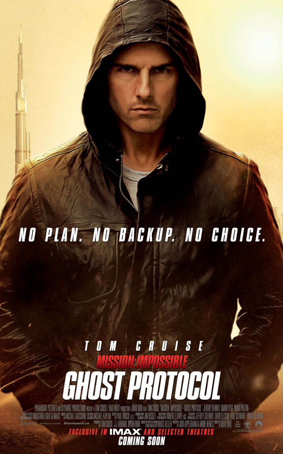 Mission: Impossible - Ghost Protocol Poster #8