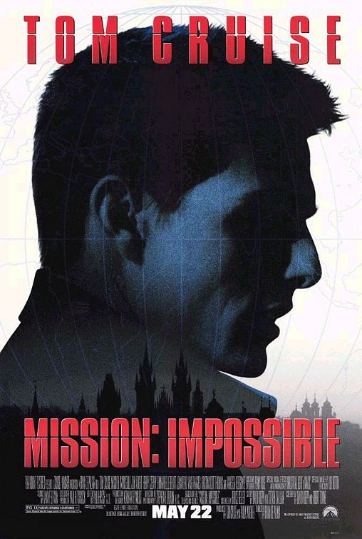 Mission: Impossible Poster #1