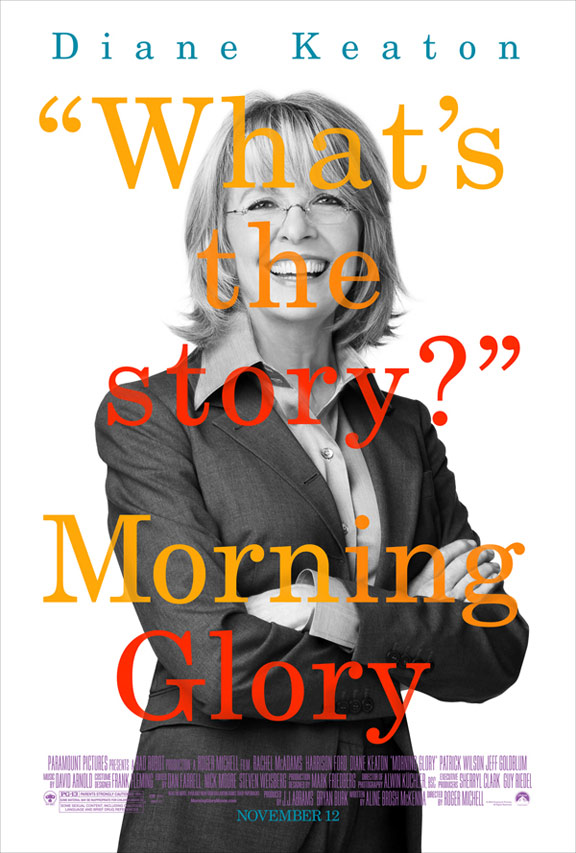 Morning Glory Poster #1