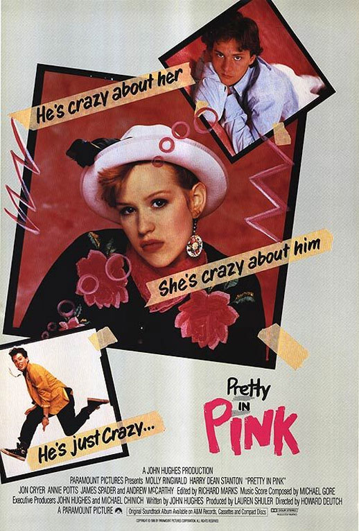 Pretty in Pink Poster #2