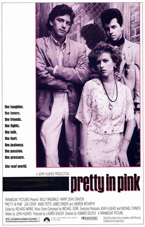 Pretty in Pink Poster #1