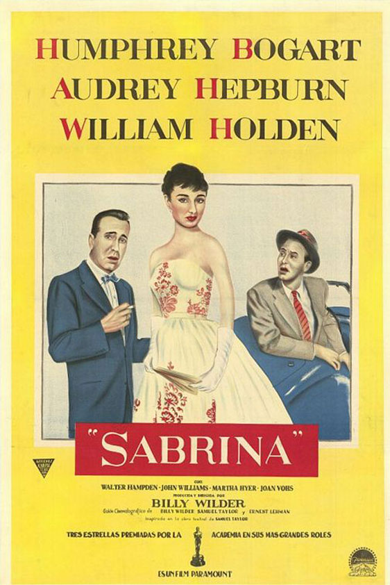 Sabrina Poster #4