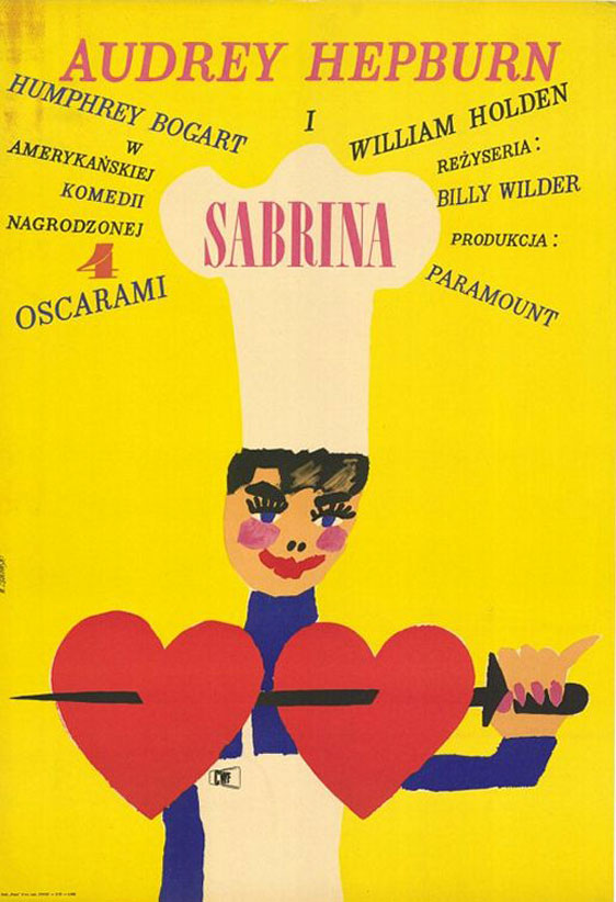 Sabrina Poster #7