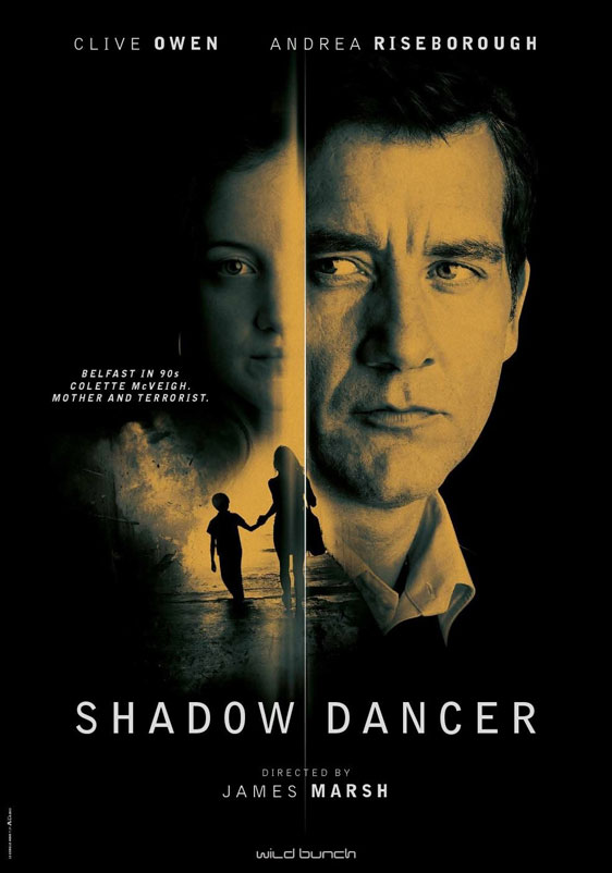 Shadow Dancer Poster #5