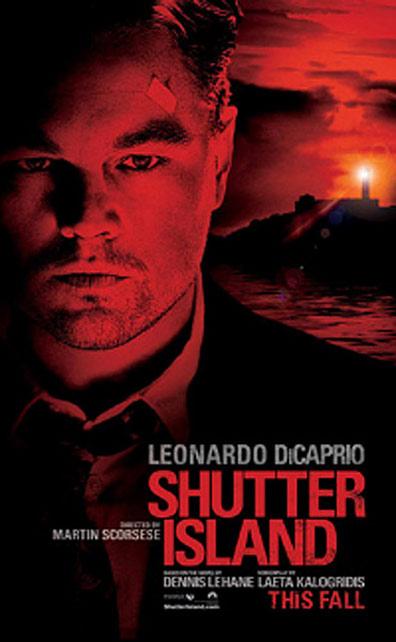 Shutter Island Poster #5