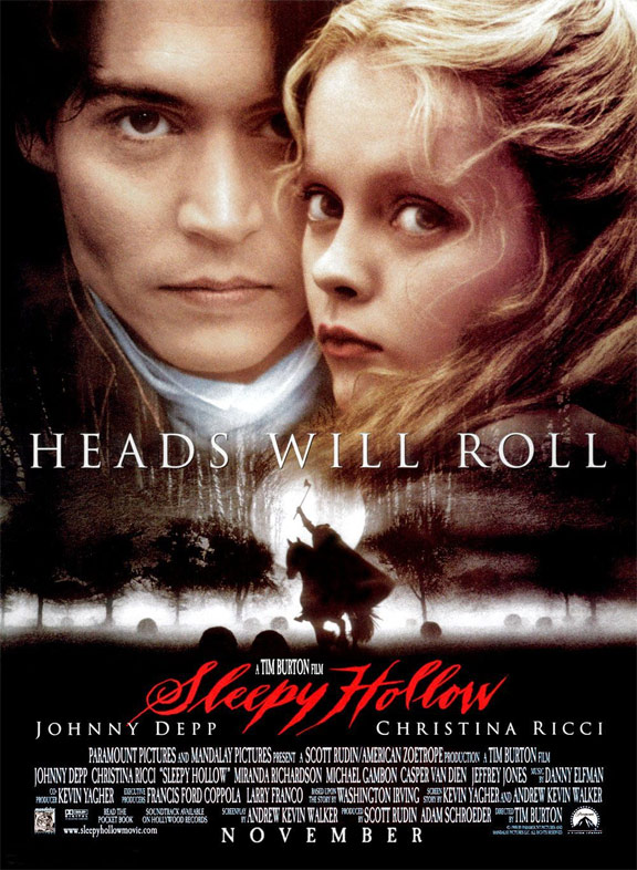 Sleepy Hollow Poster #2