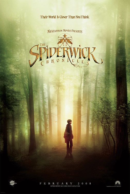 The Spiderwick Chronicles Poster #1