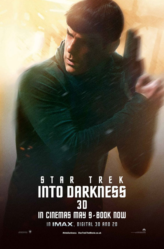 Star Trek Into Darkness Poster #10
